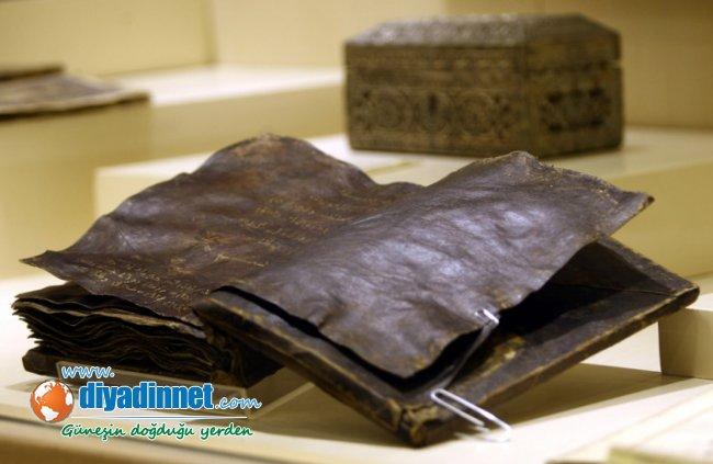 1500 Yıllık İncil Etnografya Müzesin'de