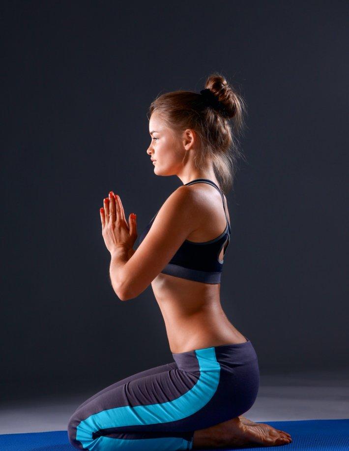 Yoga yapmak kaç kalori