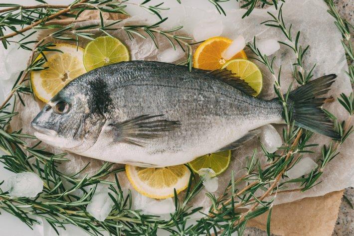 balık yemeği