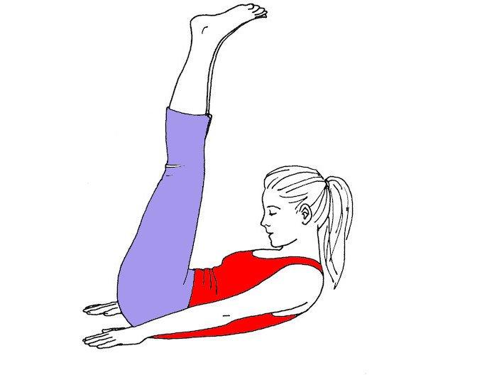 tibet yogası nasıl yapılır
